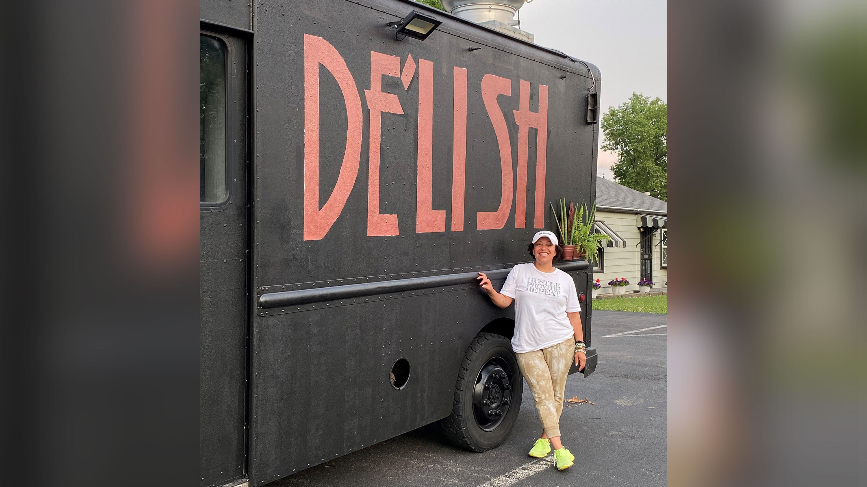 Black-owned restaurants are finding a lifeline in food trucks and ghost kitchens