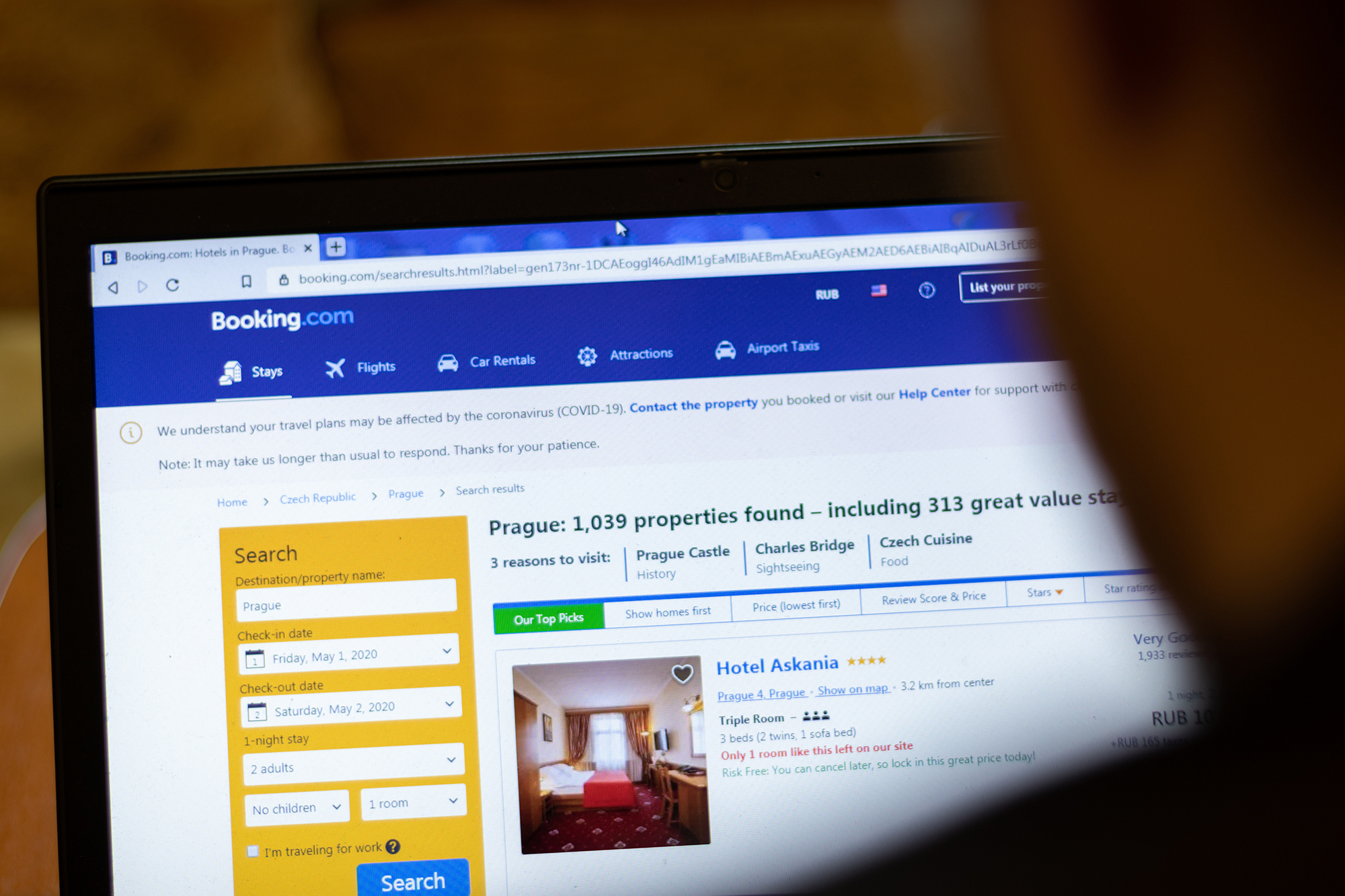 Booking.com aims to lay off 25% of its workforce
