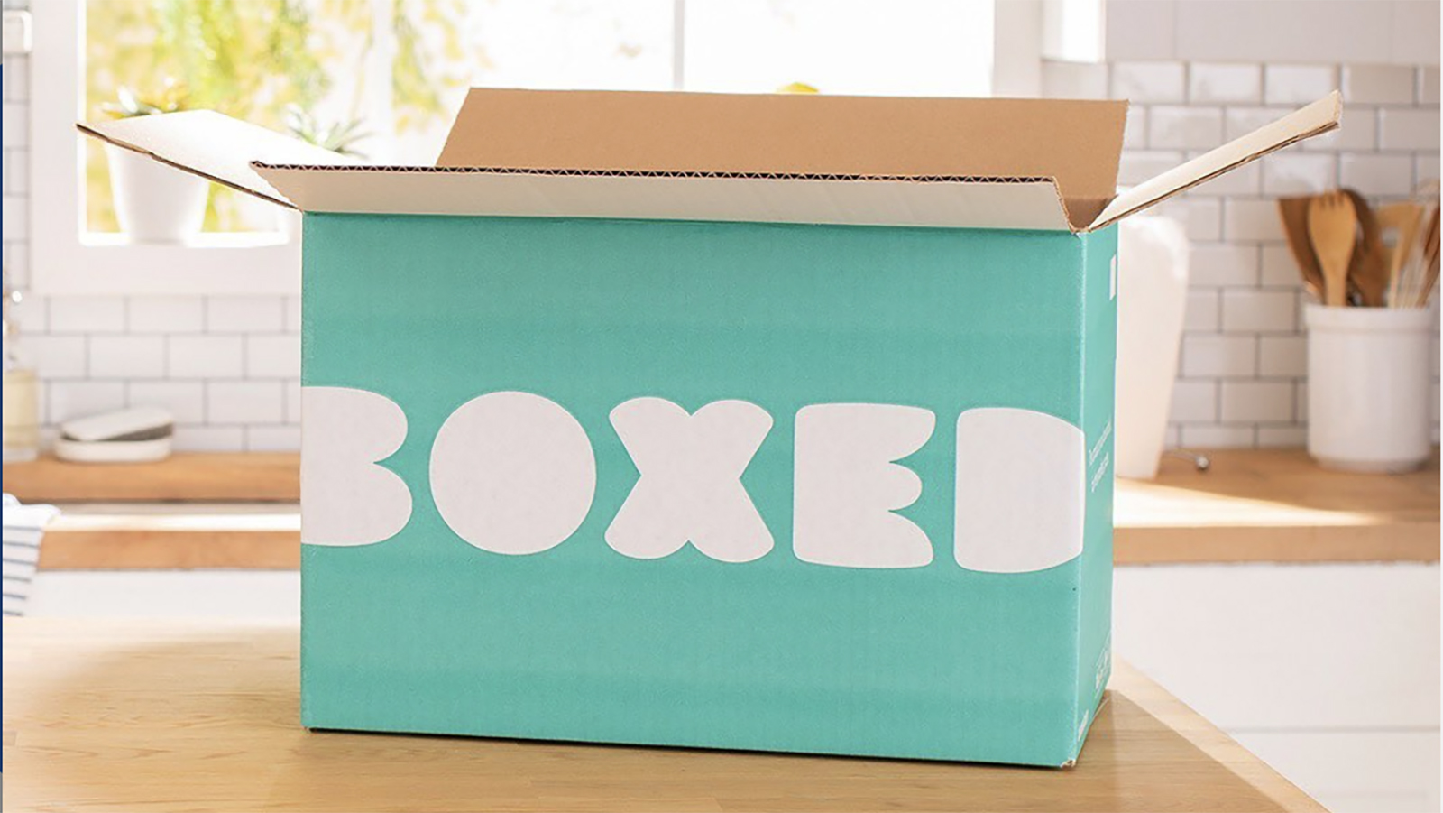 Grocery retailer Boxed is going public in an $887 million SPAC deal