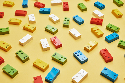 Image for LEGO is launching braille bricks for students across the US