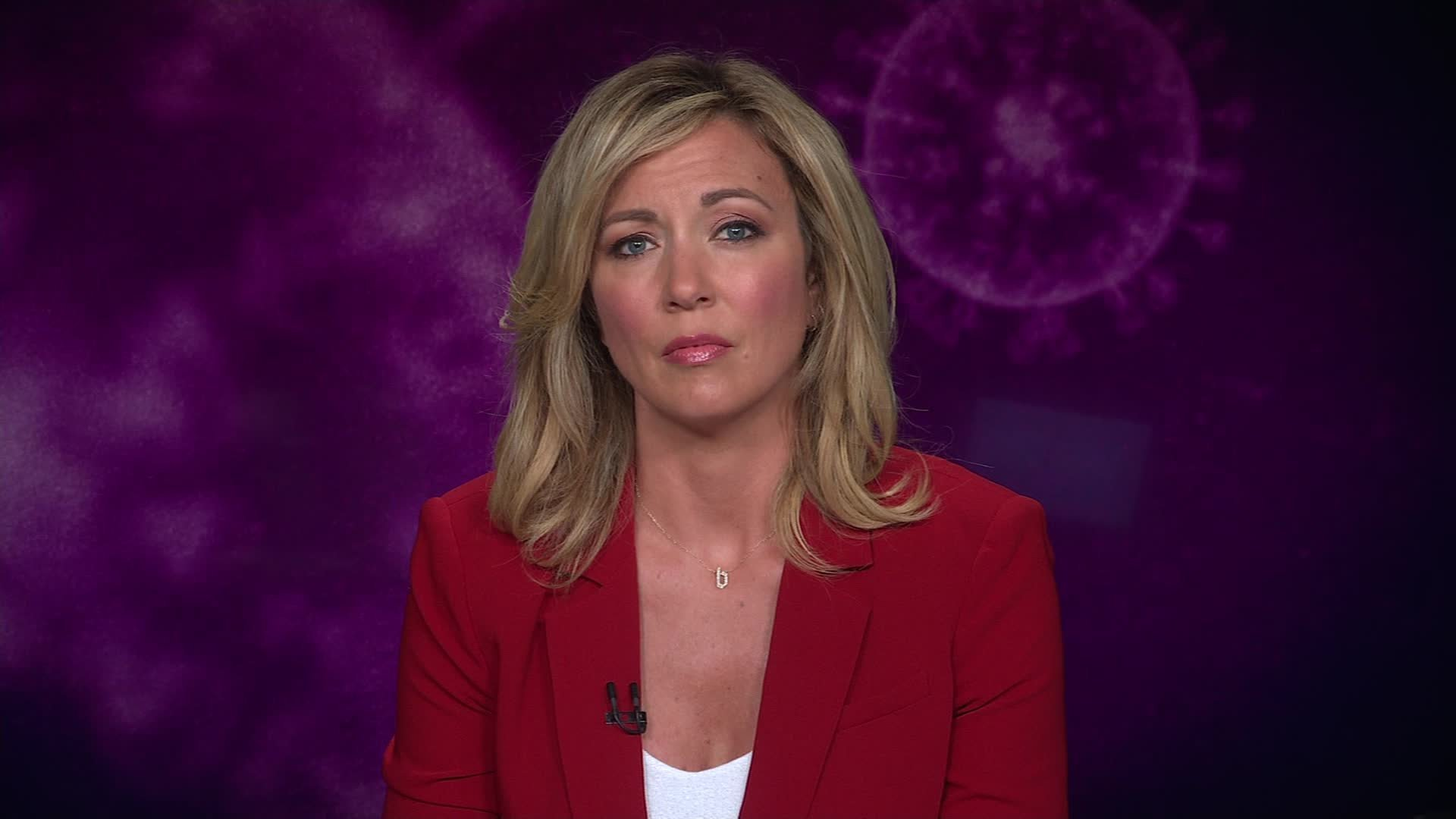 CNN's Brooke Baldwin tests positive for coronavirus