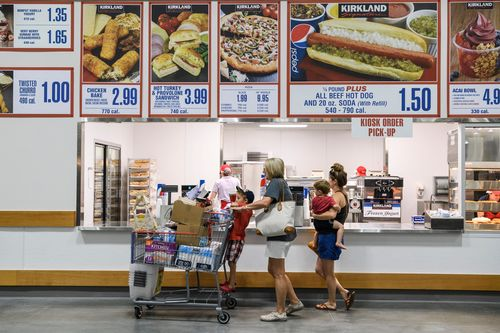 Image for One of Costco's secret weapons is coming back