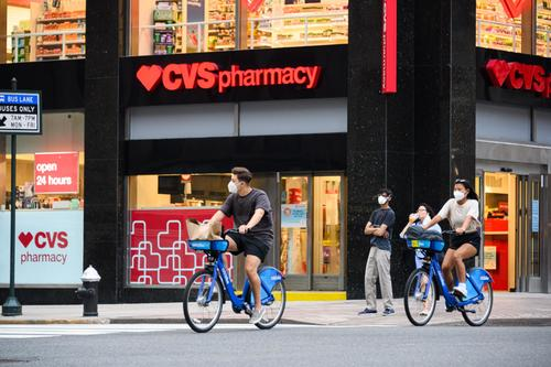 Image for CVS and Target join other major retailers in requiring masks in US stores