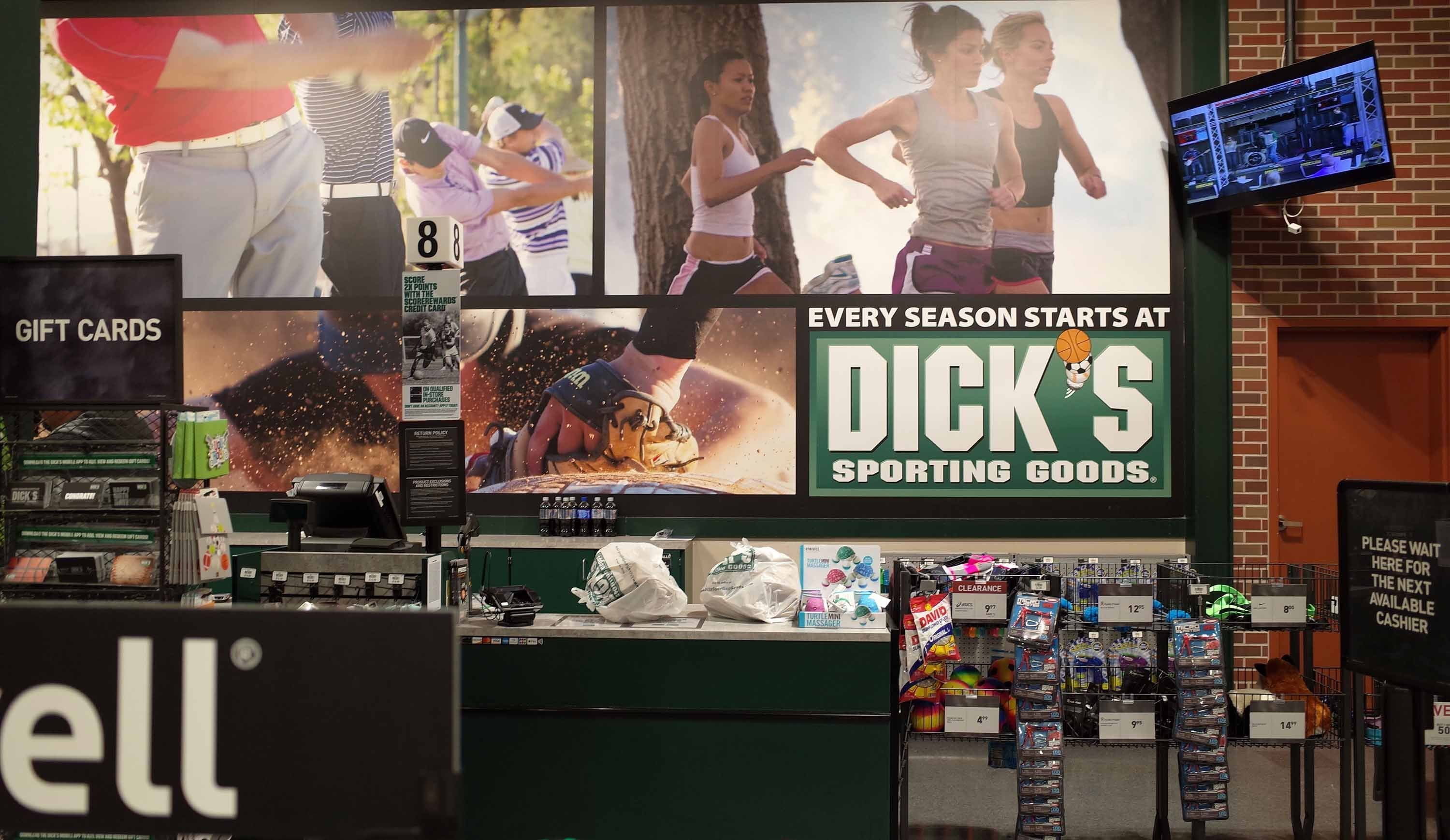 Dick's is still figuring out what to do with its gun business