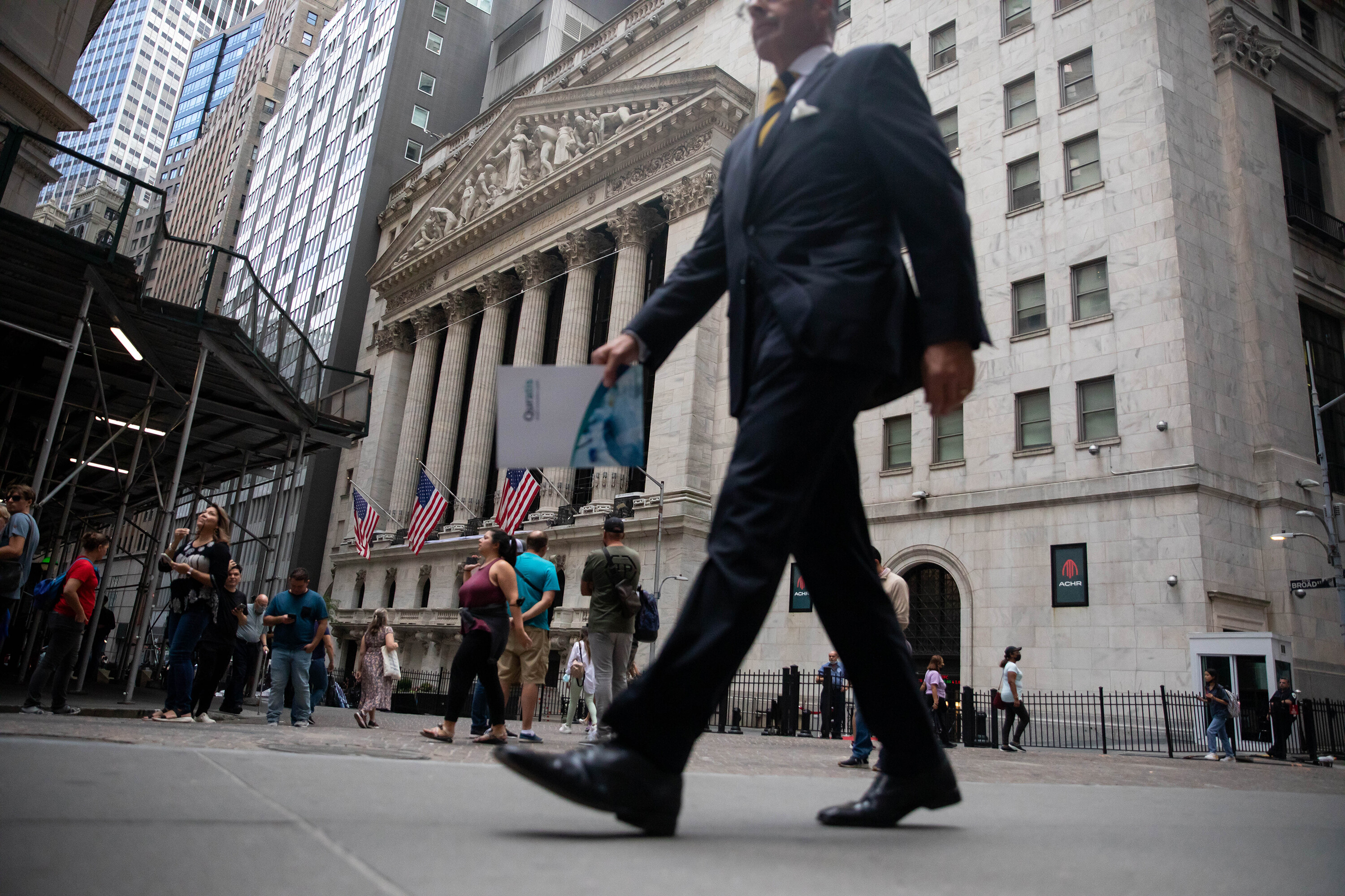 Wall Street's rebound attempt after worst losses in months falls flat