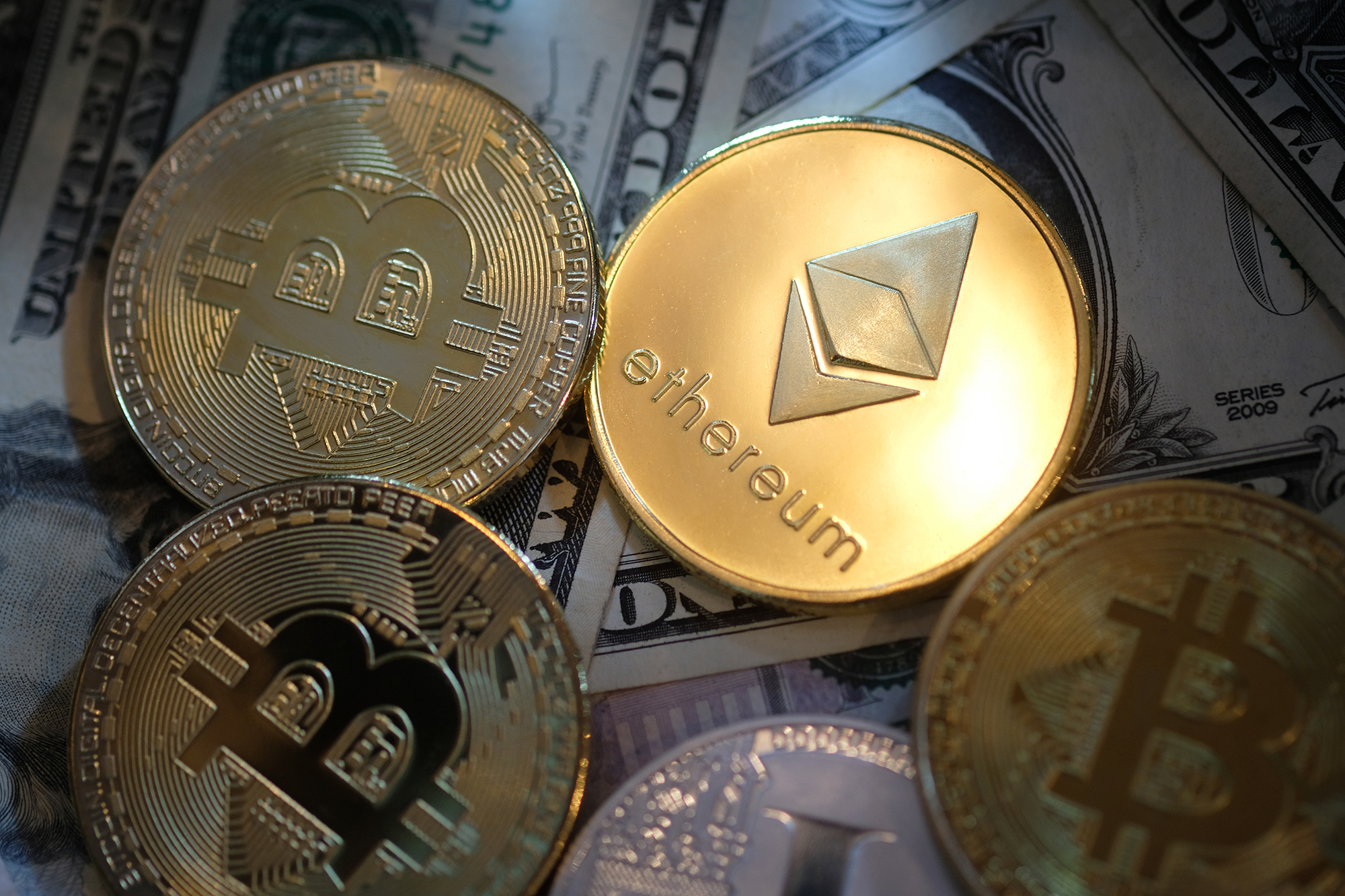 Ethereum is leaving bitcoin in the crypto dust
