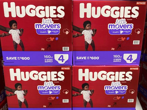 Image for Huggies Diapers and Scott Toilet Paper may Soon Get More Expensive