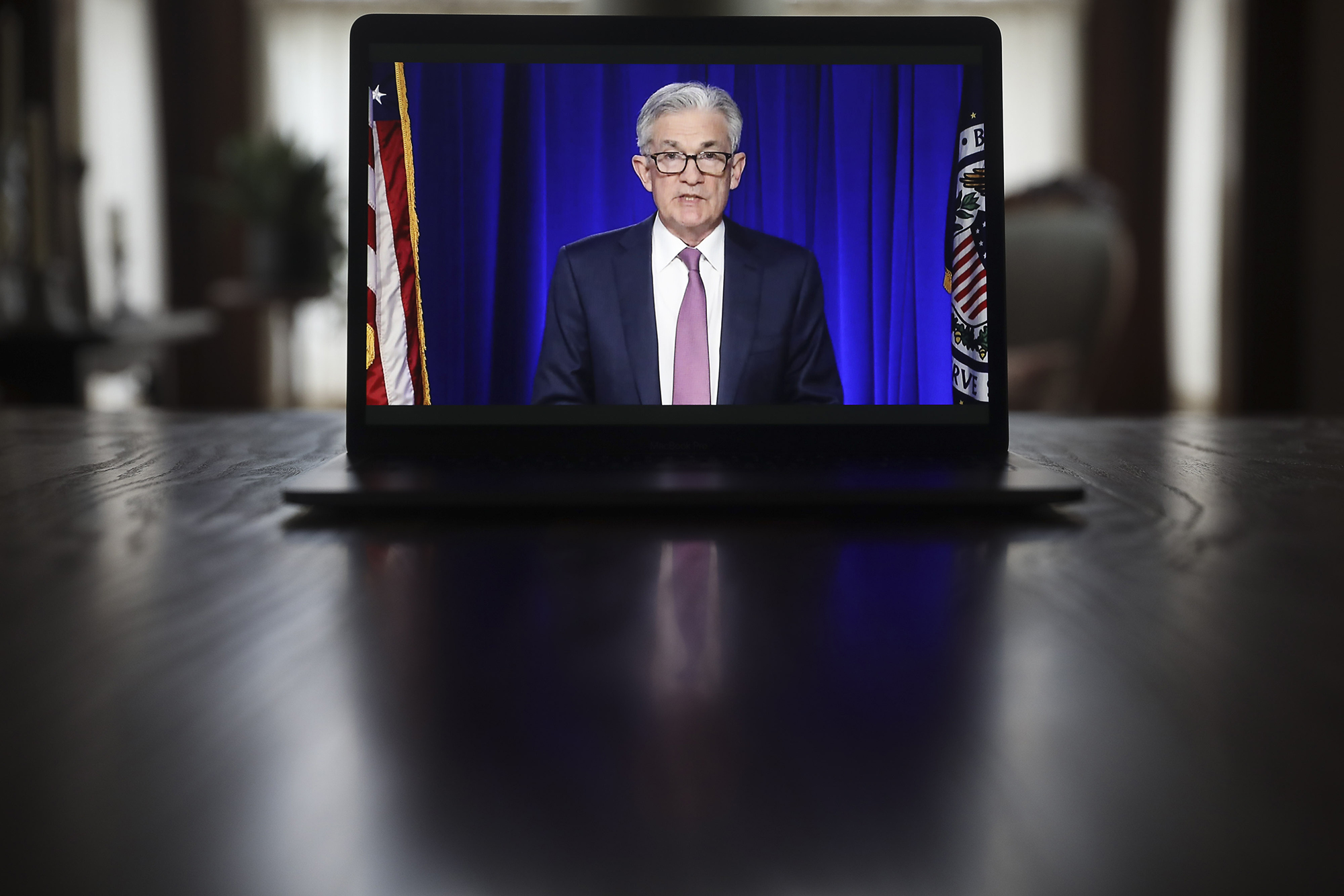 Cyberattacks are the number-one threat to the global financial system, Fed chair says