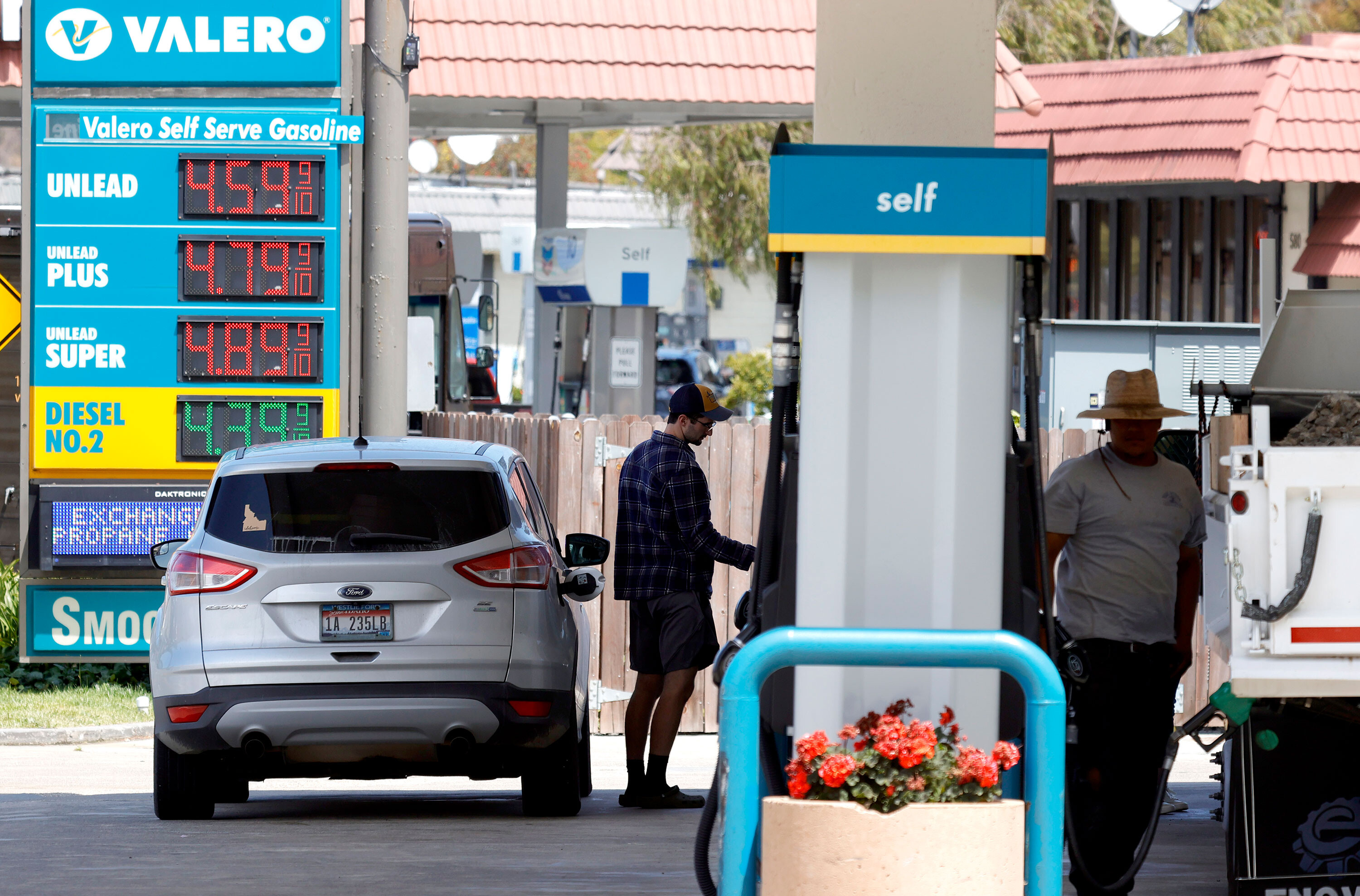 Inflation moderated in July but prices are still rising in America