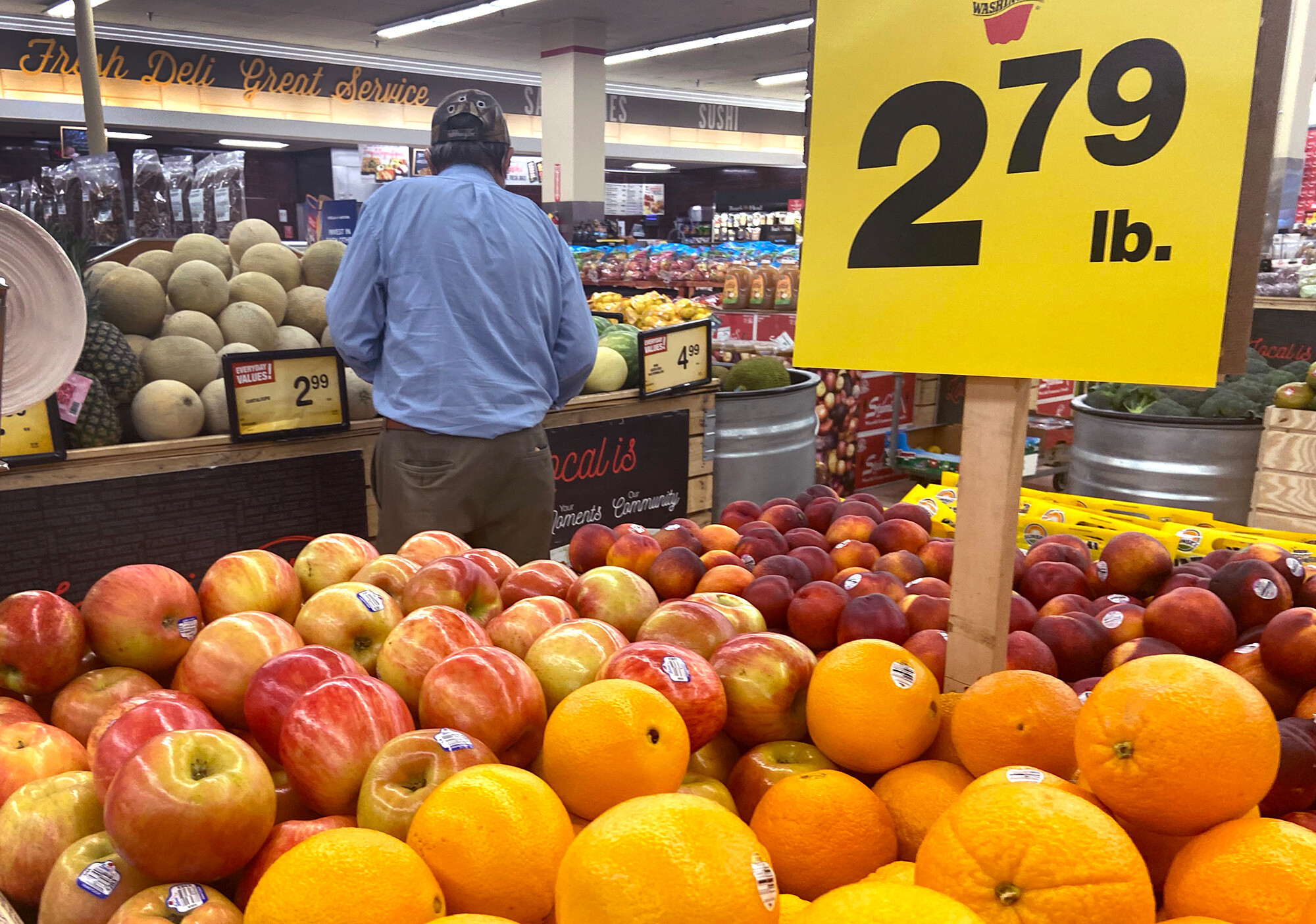Prices are still rising. Here's what's getting more expensive