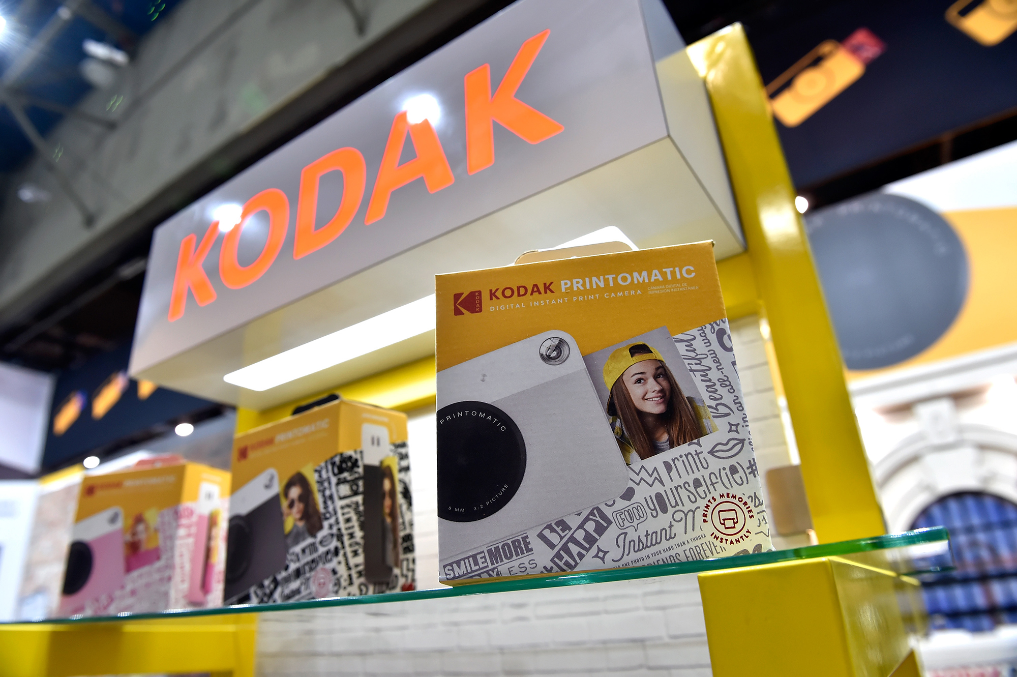Kodak insider's stock donation raises new concerns around the company's government loan