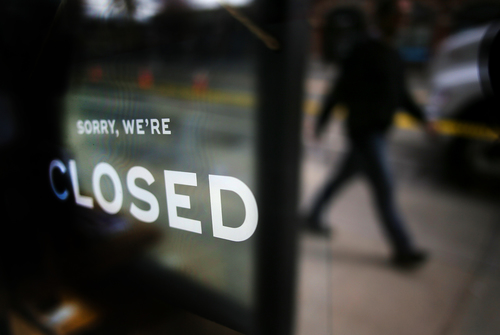 Image for The US economy lost 701,000 jobs in March — worst report since 2009