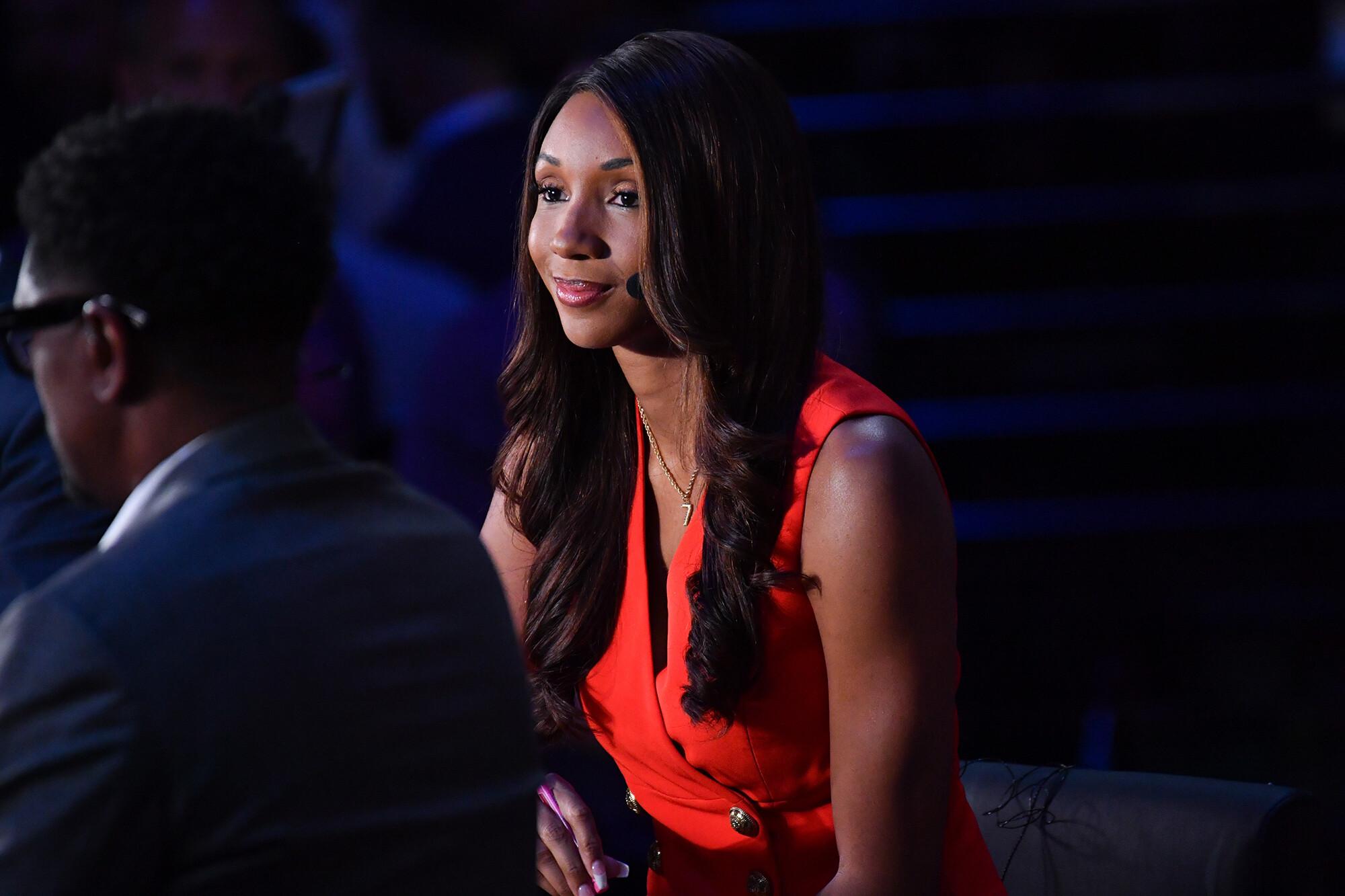Maria Taylor leaves ESPN following Rachel Nichols comments