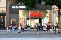 McDonald's hits pause on reopening dining rooms as coronavirus cases rise