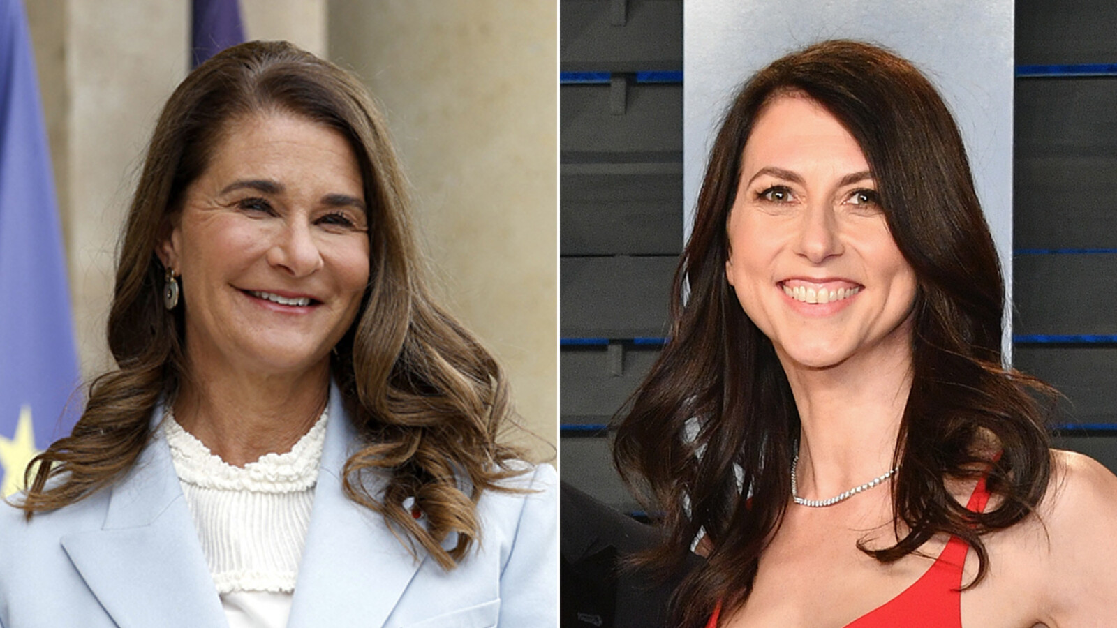 Melinda French Gates and MacKenzie Scott team up to give $40 million to support women
