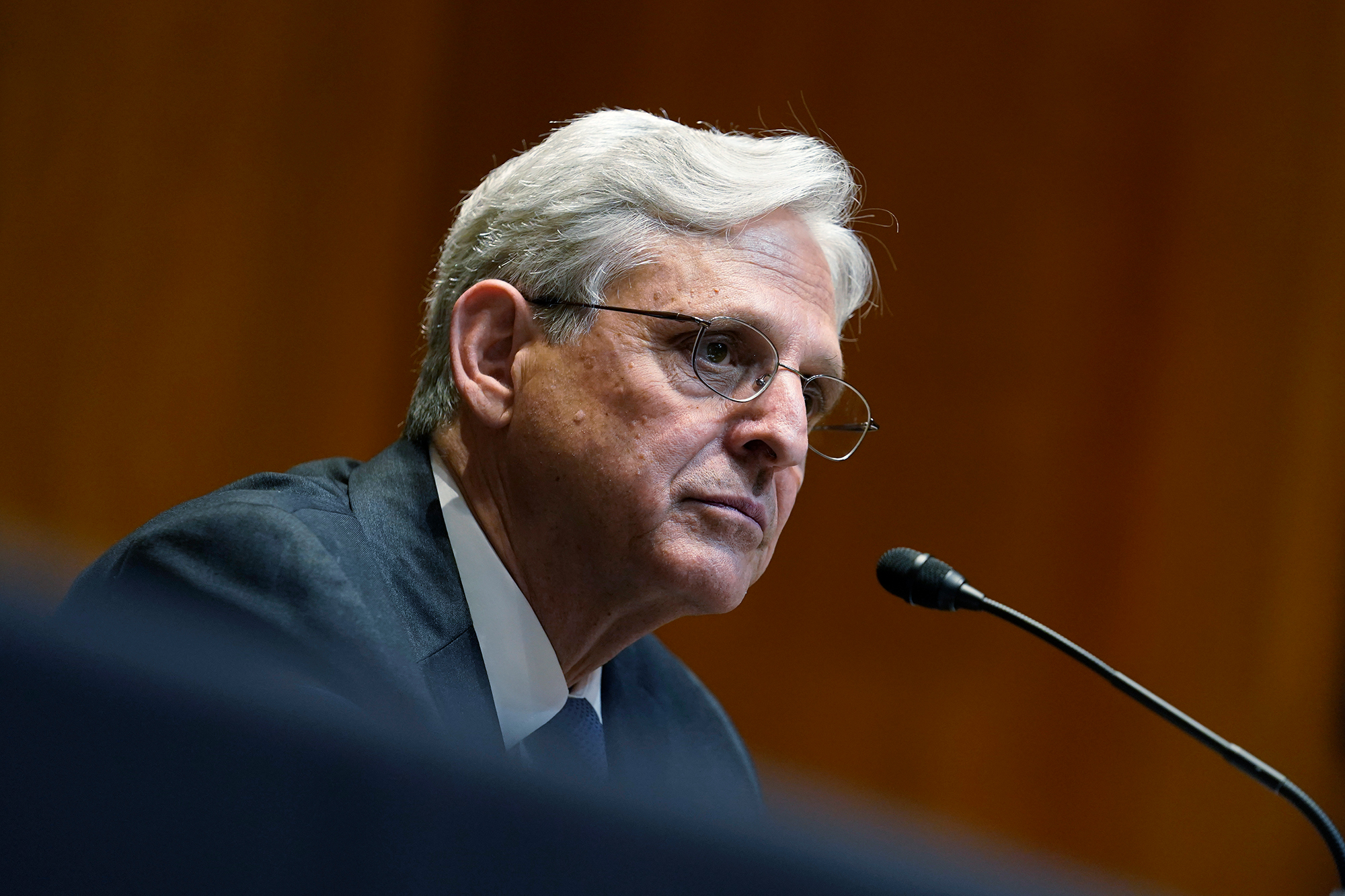 Merrick Garland says he'll enforce DOJ's pledge against spying on journalists