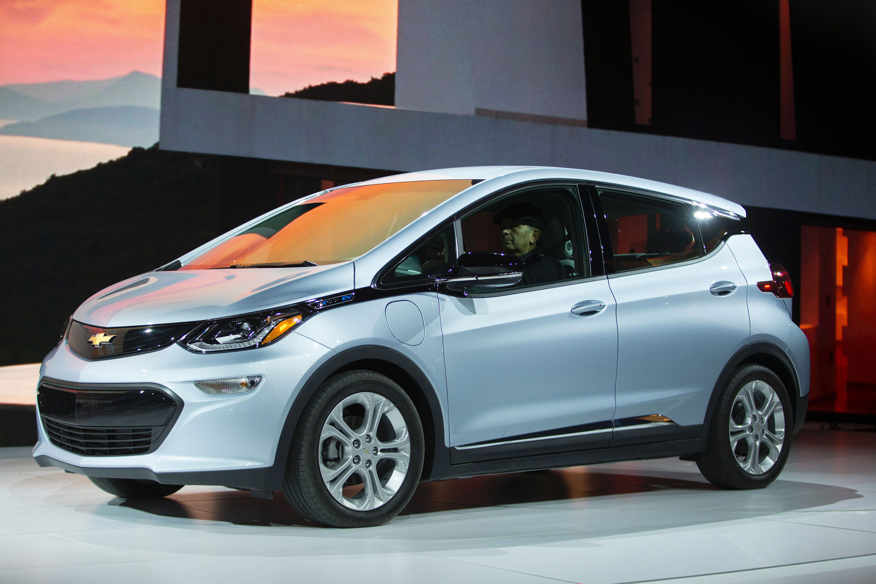 NHTSA warns of fire hazard with certain Chevy Bolt EVs