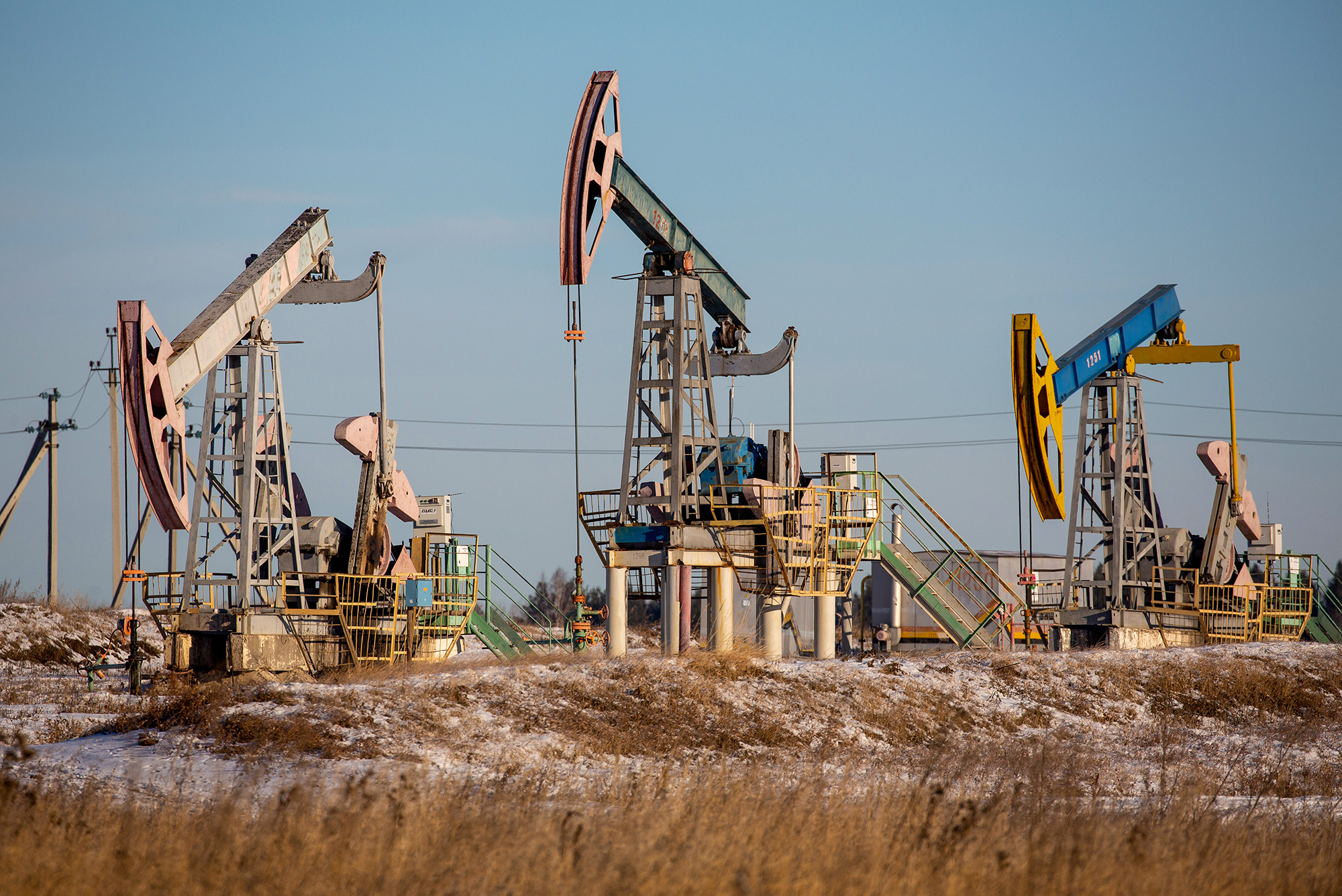 Oil prices went negative a year ago. Now the glut is gone