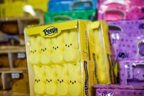 Image for Peeps are Back with a Vengeance
