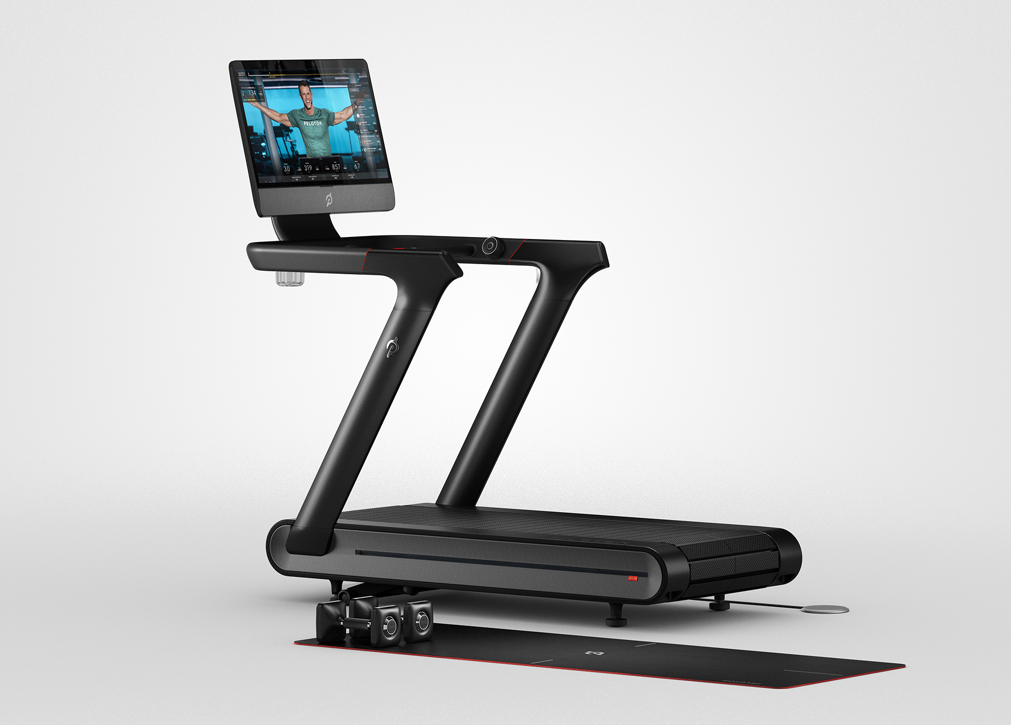 Peloton refuses to recall its Tread+ treadmill after 39 accidents. Its stock is tumbling