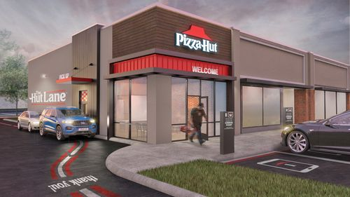 Image for Pizza Hut redesigns the drive-thru