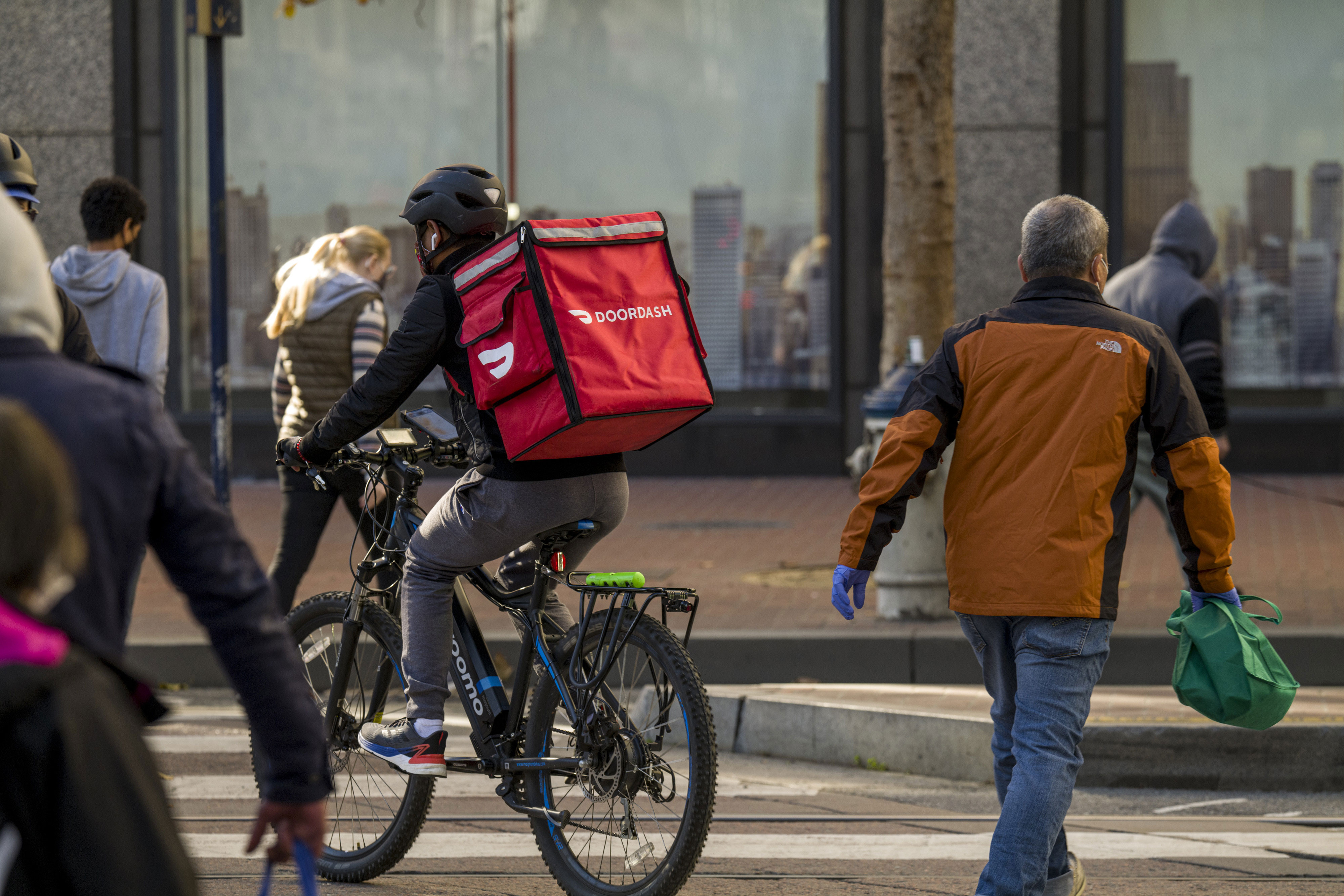 What Disney, Airbnb and DoorDash results reveal about the post-pandemic economy