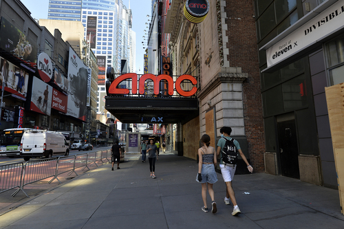 Image for AMC's delayed reopening shows the tough path ahead