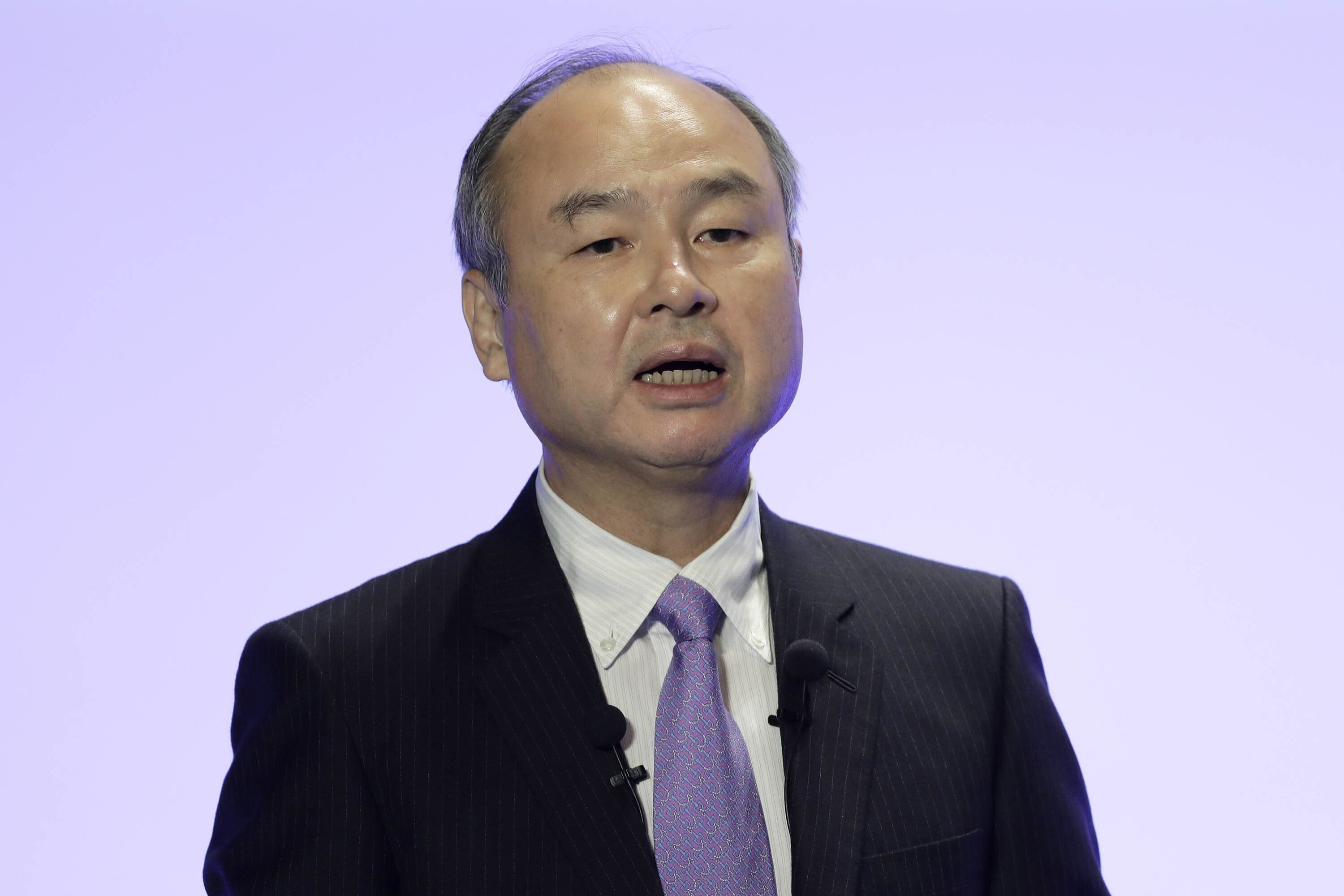 SoftBank's CEO went big on China. Now he's pulling back