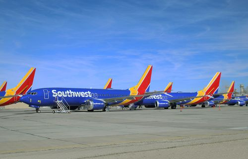 Image for Southwest just placed the biggest Boeing 737 Max order since it was grounded