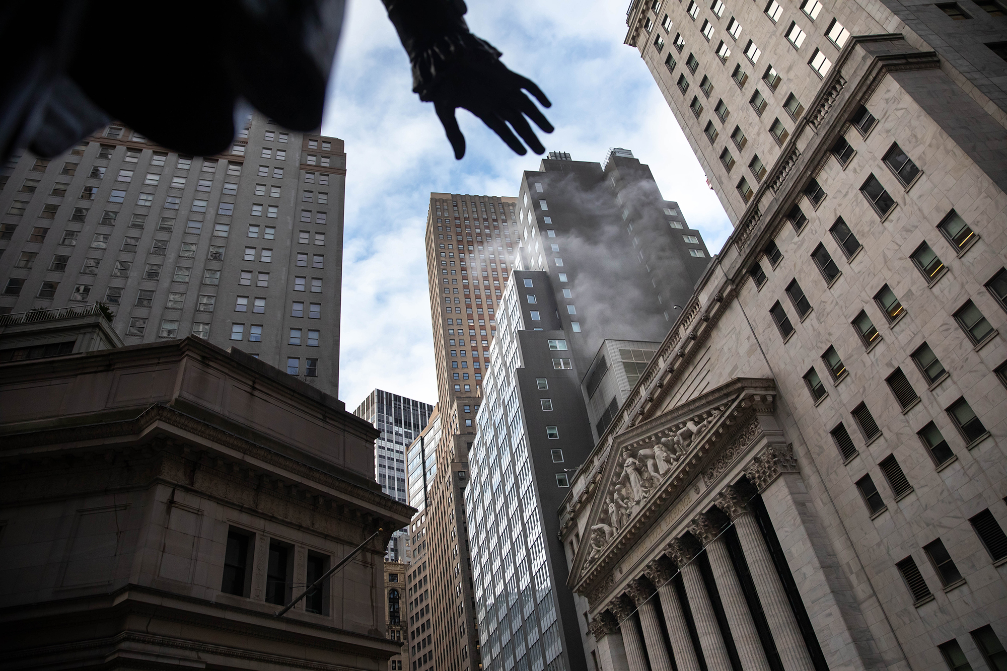 Corporate earnings don't look great. But the drought may be over soon