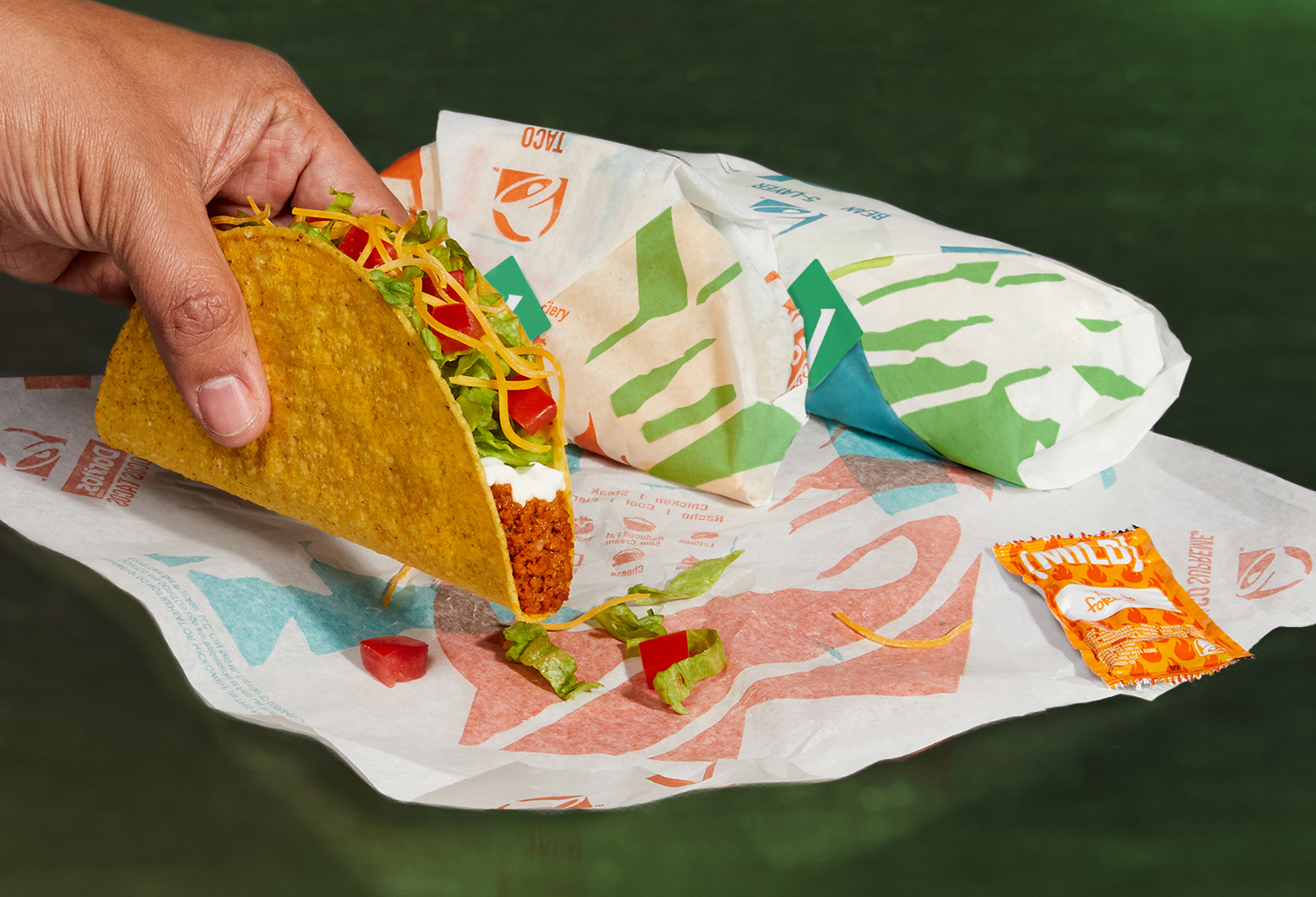 Taco Bell is testing a new meat alternative