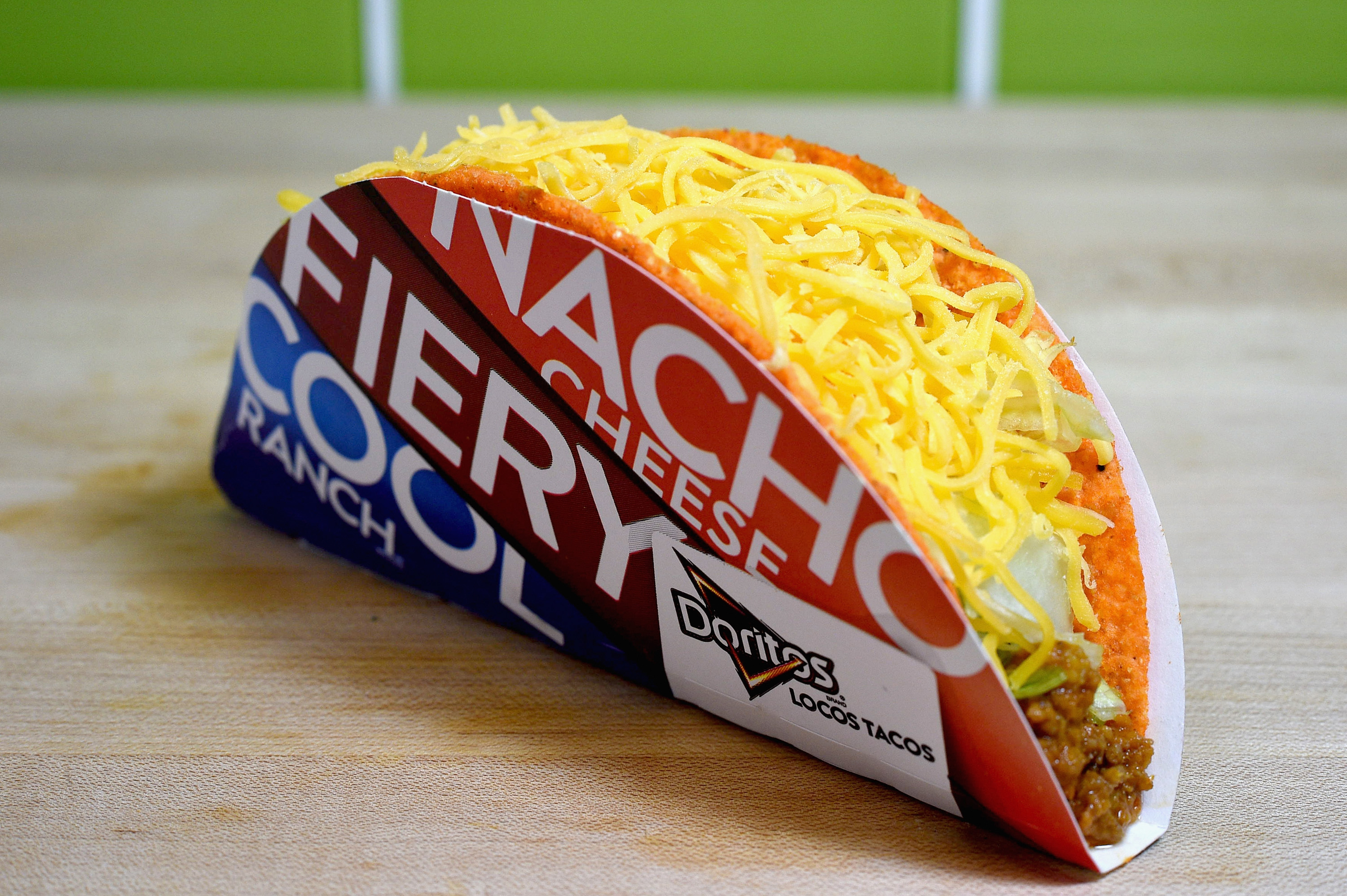 Taco Bell will hand you a free taco on Tuesday — following proper social distancing protocol
