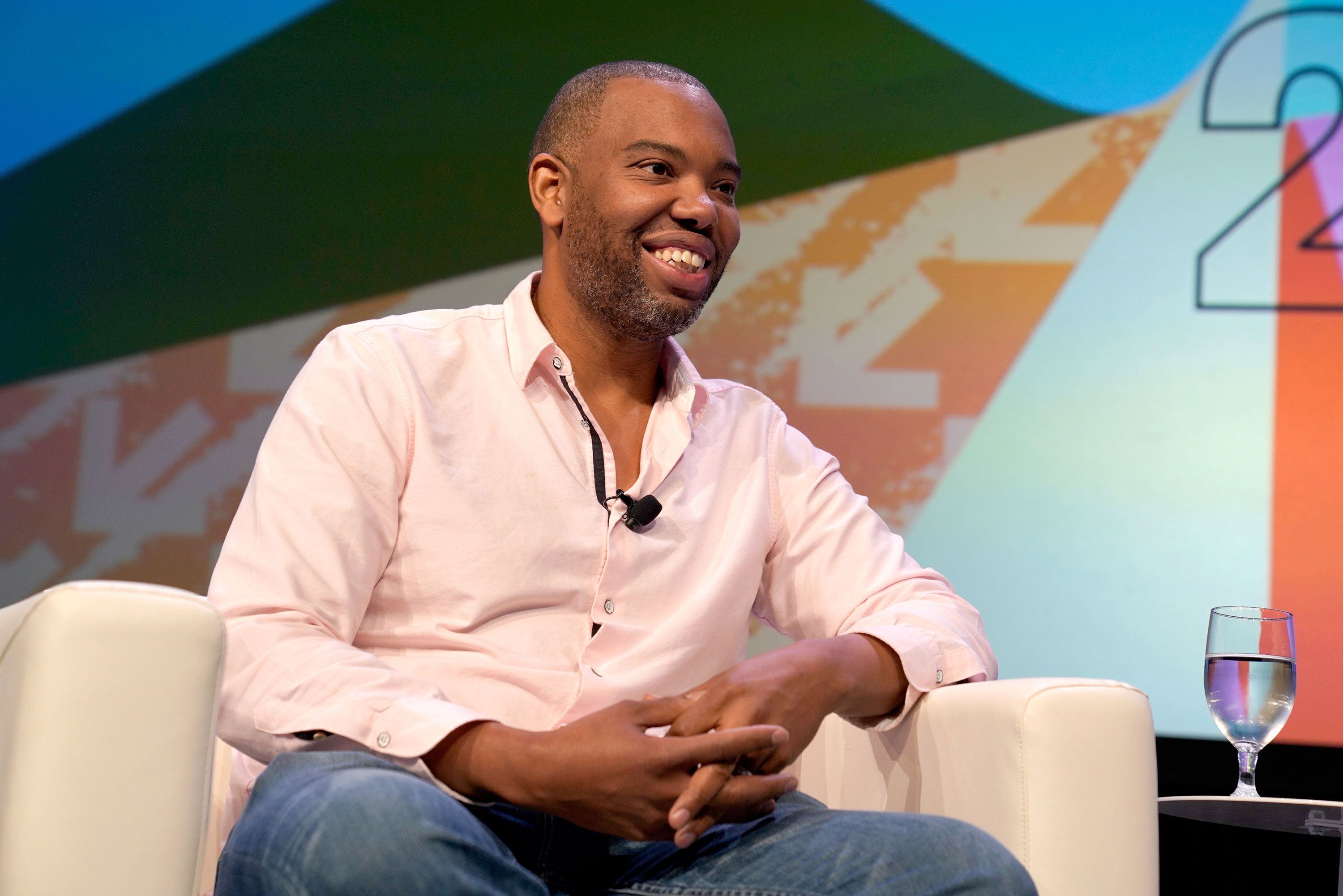 Ta-Nehisi Coates is guest editing the September issue of Vanity Fair