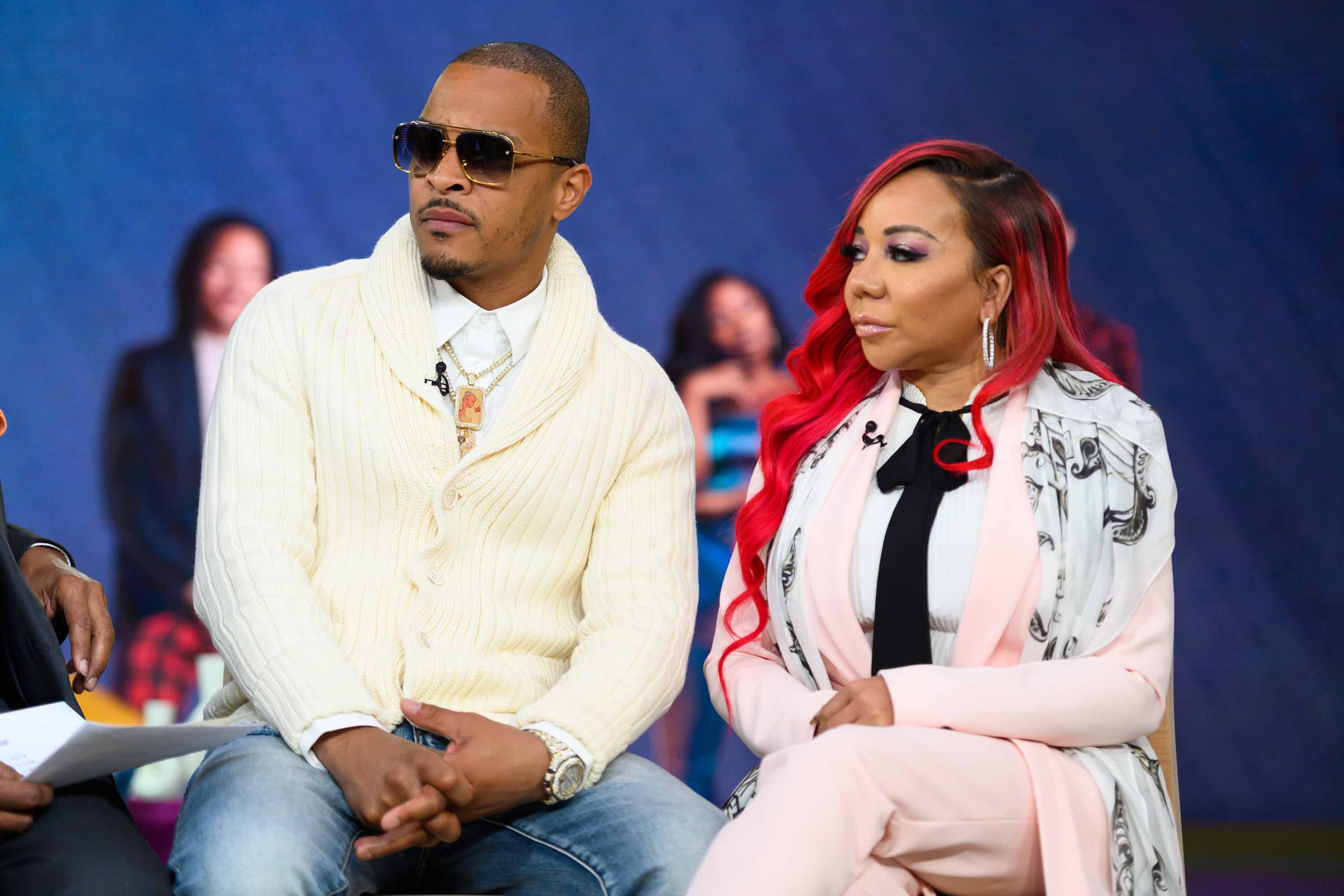 T.I. and Tiny's lawyer says they have not been contacted by police