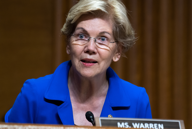Elizabeth Warren calls out SPAC creators amid concerns of 'misaligned incentives'