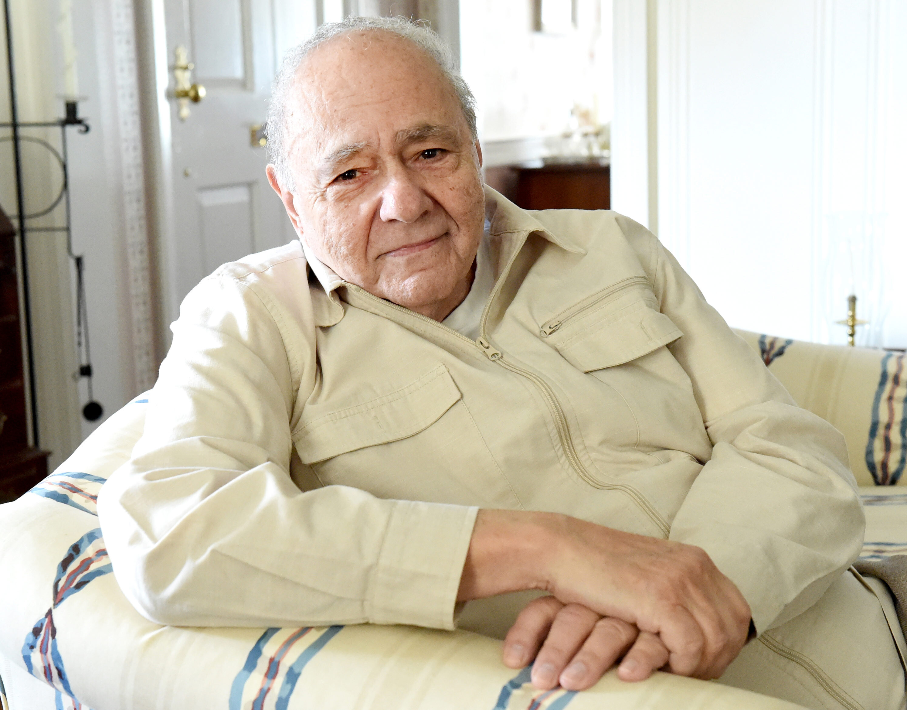 Michael Constantine, who played the dad in 'My Big Fat Greek Wedding,' has died at 94
