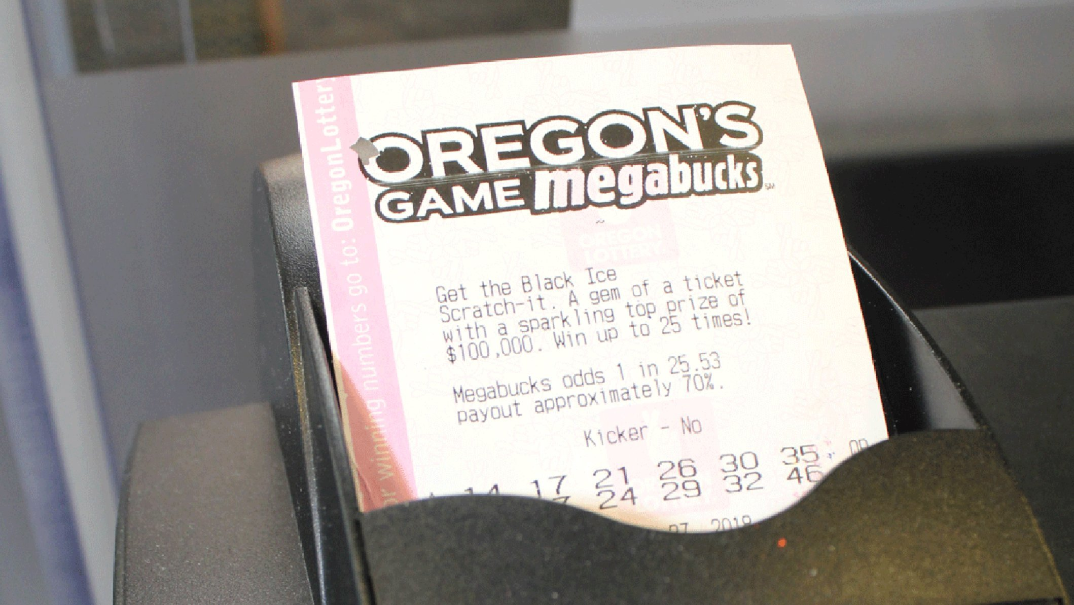 An Oregon man beat cancer. Twice. Then he won $4.6 million in the state lottery
