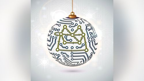 Image for UK spy agency challenges 'wise men and women' to solve Christmas card puzzle