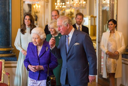 Image for British royal family plunged into crisis after Harry and Meghan allege racism and neglect in Oprah interview