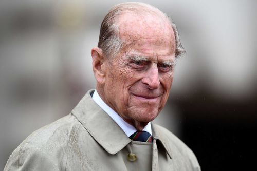 Image for Prince Philip, Husband of Britain's Queen Elizabeth, Dead at 99