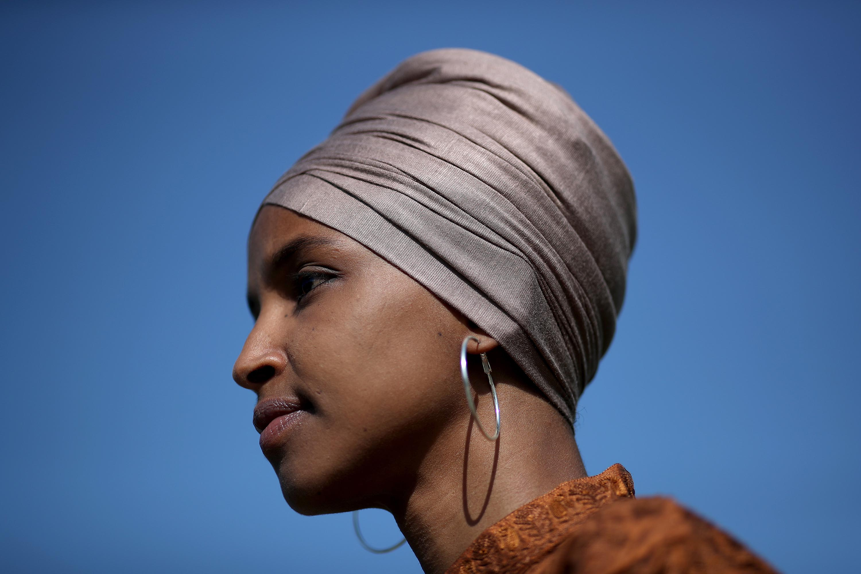 Rep. Ilhan Omar on Trump's racist attack: 'He spreads the disease of hate'