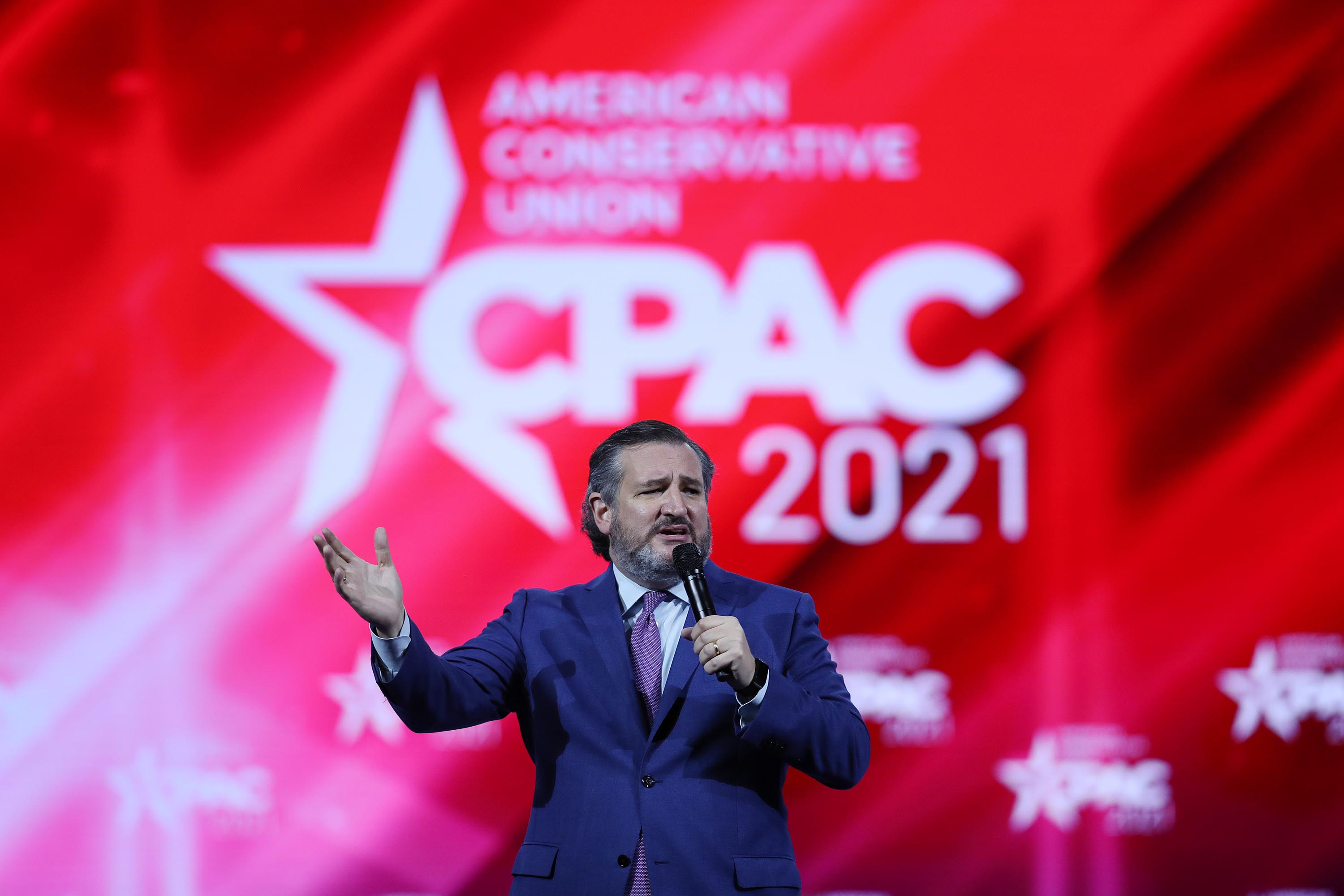 'They restricted our freedoms': CPAC speakers push back against Covid restrictions