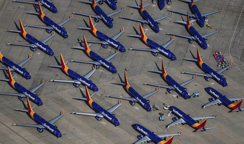Image for House report blasts Boeing for its handling of 737 Max program
