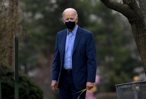 Image for Biden says 90% of adults will be vaccine eligible in three weeks