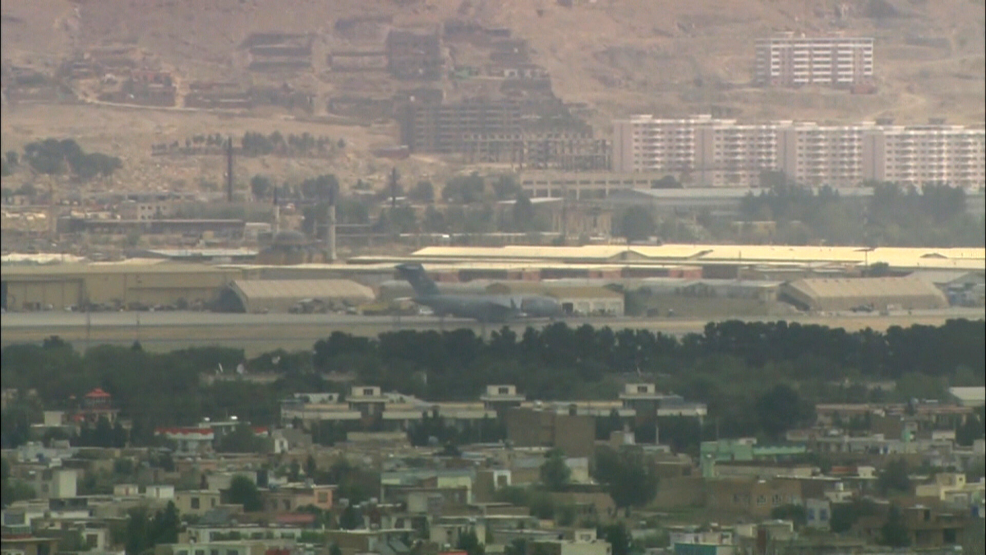 CENTCOM disputes Air Force account of attempted hijacking at Kabul airport during Afghanistan evacuation