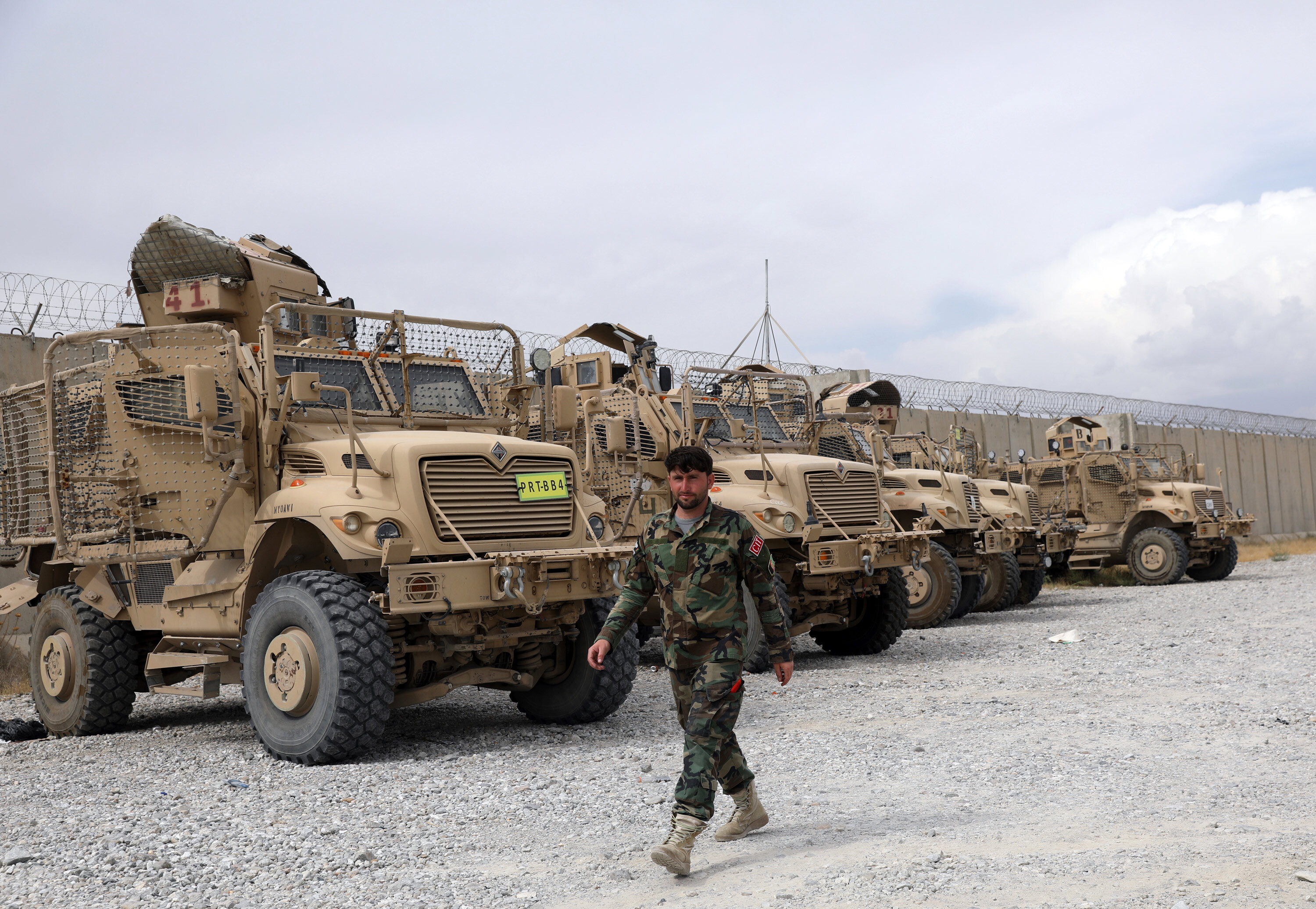 Biden has just a few weeks left to make key decisions that will shape the future of Afghanistan