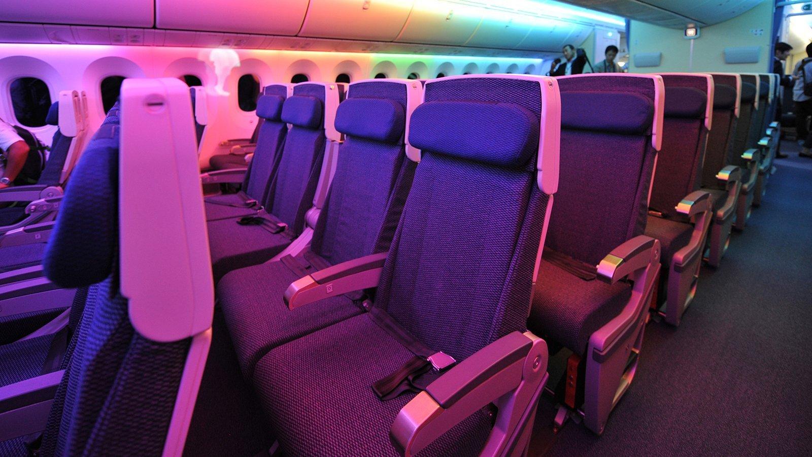 Flight attendant union calls cramped airplane seats 'torture'