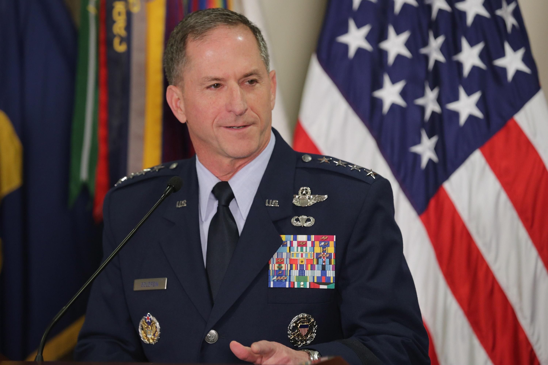 Air Force commander calls George Floyd's death 'a national tragedy'