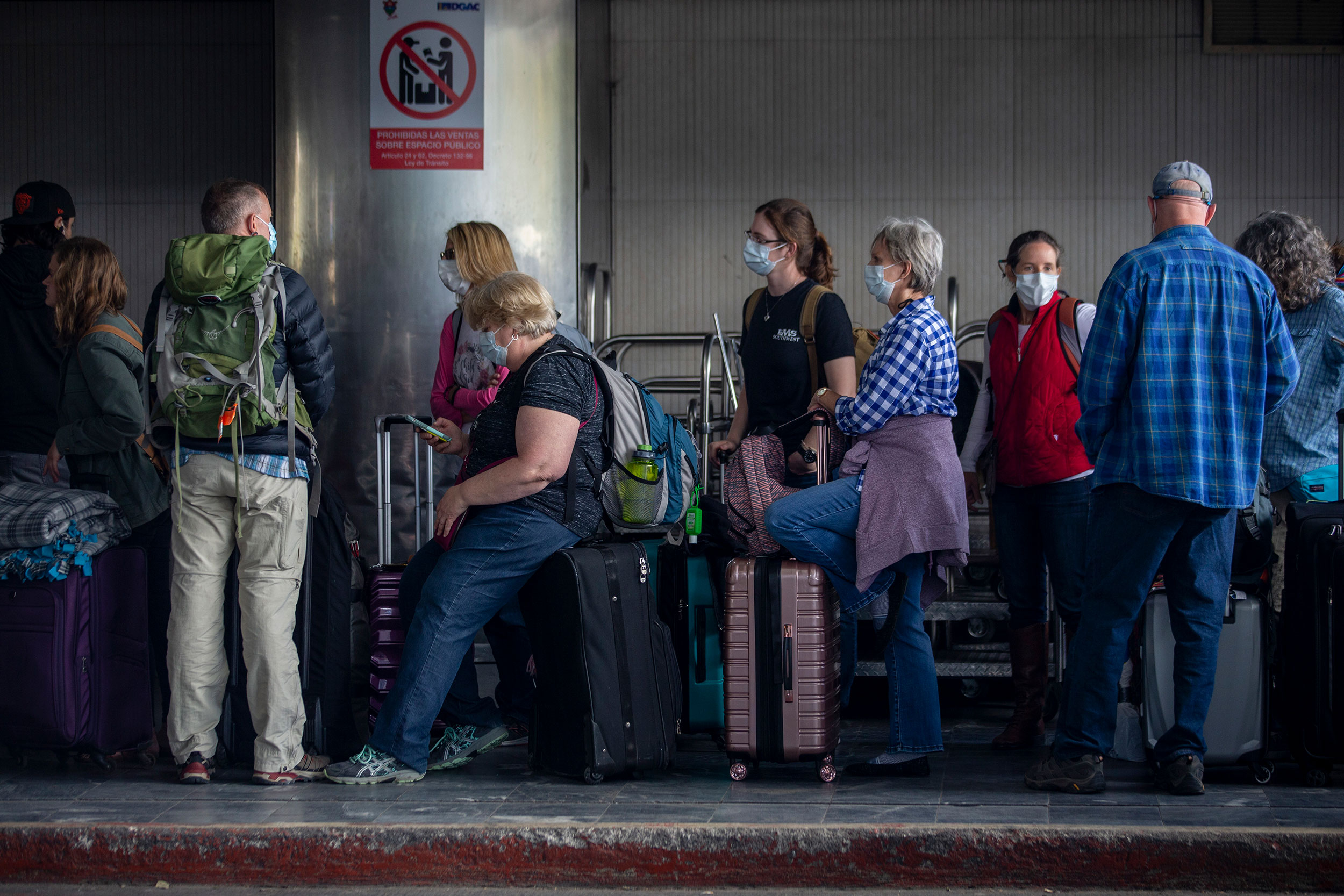 State Department says it's retrieved over 18,000 US citizens stranded abroad amid coronavirus pandemic