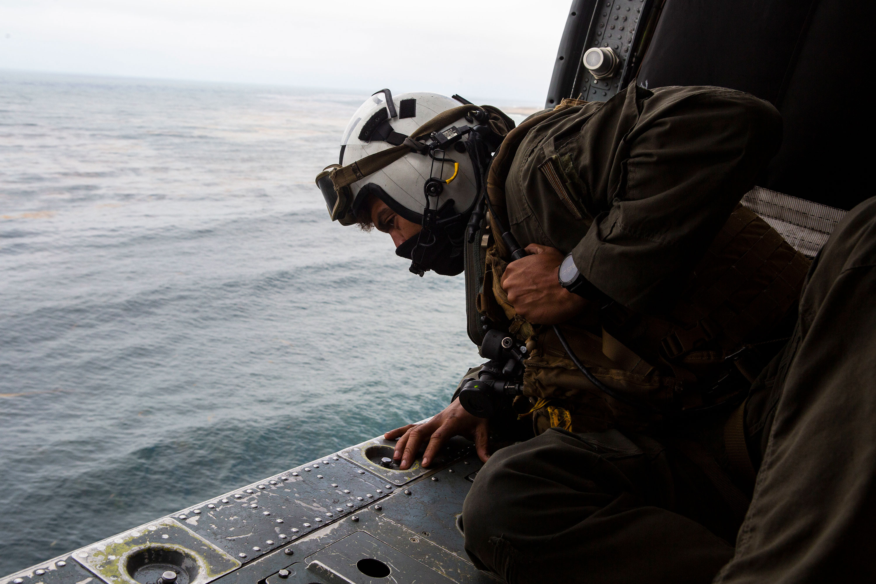 Military identifies sailor and 7 Marines in deadly training accident off California coast